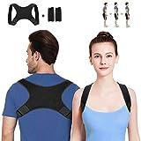 Geradehalter zur Haltungskorrektur Rückenstütze Rückenbandage Haltungstrainer Haltungskorrektur...
