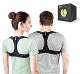 Modetro Sports Geradehalter zur Haltungskorrektur inkl. eBook für eine Gesunde Haltung, ideal zur...