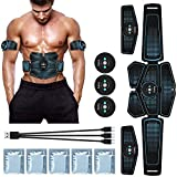Duang EMS Bauchmuskeltrainer AbS Trainer Fitness Training Gear Bauchmuskeln Toner -USB...
