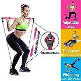 Fraser Fitness Push-up-Brett, 9-in-1 Multifunktions-Muscleboard, farbcodiertes Liegestützbrett für...